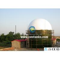 Water Supply Treatment of Waste Water Storage Tanks / Liquid Storage Bolted Steel tank Manufactures