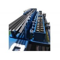 China 15m / Min Cold-Rolled Steel Storage Rack Roll Forming Machine on sale