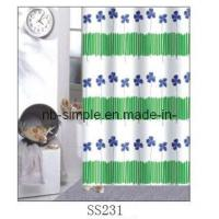 Polyester Shower Curtain (SS233) Manufactures