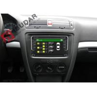 China Wince System VW Car DVD Player With Usb Skoda Car Stereo Built In IPod 800M CPU on sale