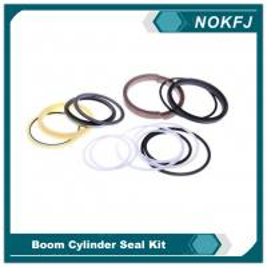 China Komatsu Excavator PC100 Boom Cylinder Seal Kit,NOK Brand on sale