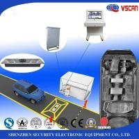 Light Under Vehicle Monitoring System For Undercarriage Inspection , Rs422