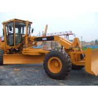 China caterpillar motor grader 140h Chinese made 2015,BLADE, RIPPER, New model, 5 years warranty on sale
