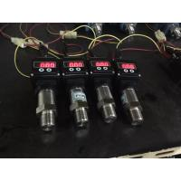 China Diffused silicon pressure transmitter with LED display wholesale