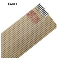 Buy cheap Chinese factory carbon steel AWS A5.1 E6011 welding electrode / welding rod / from wholesalers