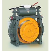 WWTY Gearless Traction Machine / Elevator Traction Motor Manufactures
