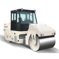 42KW/57HP Small Earthmoving Machine Road Compactor For Sale Manufactures