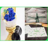 40gsm harmless level 3 6 7 grease proof paper Width 76cm for fast food packing