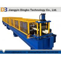 Fully Automatic Cold Roll Forming Machine , Portable Seamless Gutter Machine Manufactures