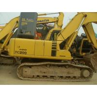 Used PC200-6 Excavator,Japan Excavator PC200-6 for Sale Manufactures