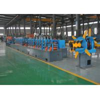 Automatic Round Tube Mill Machine Carbon Steel Tube Making Machine Manufactures