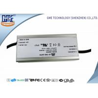 Waterproof Sliver Aluminum IP67 100W Constant Current LED Driver 100V - 240V Manufactures