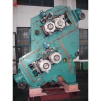 China S Type PLC Control Srubber calendering machine / 4 roll calender machine on sale