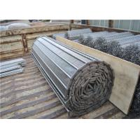 SUS304 310 316 SS Wire Mesh Conveyor Belt for packing machine Manufactures