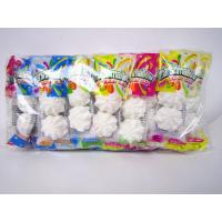 9g Lovely Steamed Bun Shape Marshmallow Candy For Children / Kids Manufactures