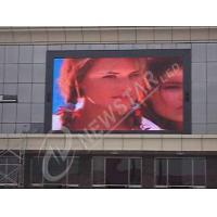 Commercial Square P12 Outdoor Advertising LED Display Panel With High Brightness Manufactures