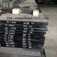 Buy cheap China supply cold work mould steel 1.2080 steel plate from wholesalers