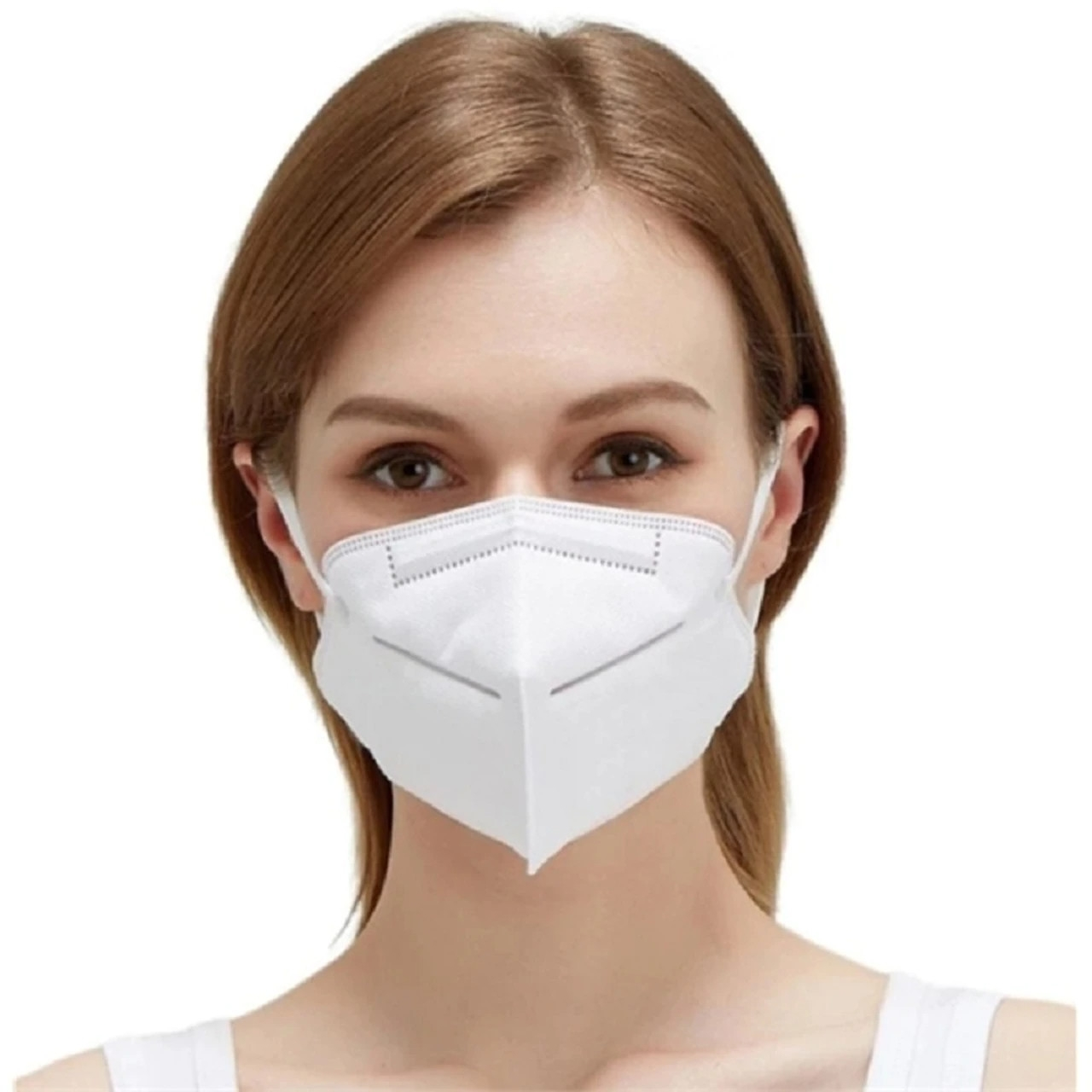 Reusable Kn90 FFP2 Non Medical 5 Layers Dustproof Face Mask For Daily Use Manufactures