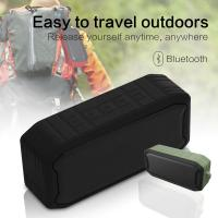 Y3 TWS Outdoor Portable Speaker IPX7 Waterproof Stereo Subwoofer Wireless Speakers with BT5.0 Chip Manufactures