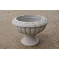 GRC cement flowerpot for outdoor use Manufactures