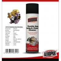 Aeropak 500ml car carb choke Carburetor Cleaner Spray Manufactures