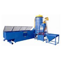Expandable Polystyrene Foam Making Machine EPS Continuous Pre Expander Manufactures