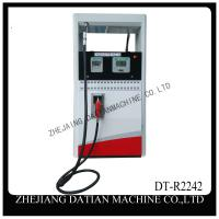 220V dual type fuel oil pump for gas stations Manufactures