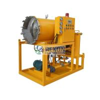 High Speed Fuel Oil Filter Machine , Fuel Oil Treatment System 6000LPH Manufactures
