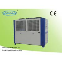 Air Cooled Packaged Type Air Cooled Chilled Water System 65.1 - 116.0 M³/H Plate Corlor Chiller Manufactures