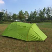 China Hot Selling Double Layers 4-5 Person Waterproof Outdoor Camping Tent Family Camping Tent Party Tent(HT6028) on sale