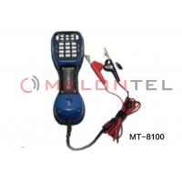 TS52 Pro Telephone Test Set with LCD , Lineman butt testing set Manufactures
