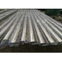 3 Inch Sanitary Stainless Steel Pipe , Cold Rolling Polished Stainless Steel Tubing Manufactures