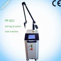 YR-Q12 Q-Switched Nd: Yag Laser Machine Manufactures