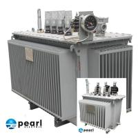 Three Phase Step Up And Down Transformer 6.6 KV - 3000 KVA Two Winding Manufactures