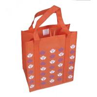 Promotional Shopping Bags , Small Eco Non Woven Tote Bag Customized Size Manufactures