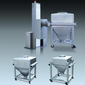 Coffee Powder Pharma Fixed Hydraulic Lifter , Pharma Medicine Process Machinery Manufactures