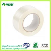 High quality adhesive filament tape Manufactures