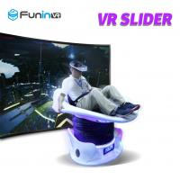 China Full HD Screen 9D VR Simulator Game For Movie Theater , Home Theater on sale