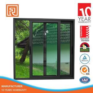 China Top Quality 10 years warranty Aluminum Window Frame Design