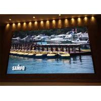 Quality High Brightness Outdoor Fixed LED Display P4 With Unique Cabinet Design for sale