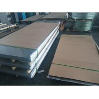 Cold rolled stainless steel sheet 2B finished with paper ; 2B surface 317L ss  sheet Manufactures