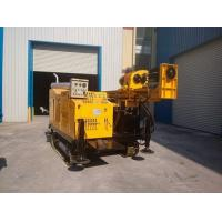 China High Rotary Speed Diamond Core Drill Rig Powerful Compact Structure Design on sale