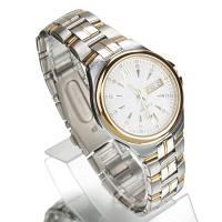 Water Resistant Metal Quartz Wrist Watch Analog Display With Calendar Manufactures