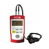 Micro-Processor Ultrasonic Thickness Gauge For Coating , 4 Digits LCD Display SA40+ Manufactures