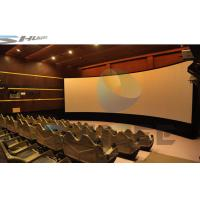 The most popular and great 5D movie cinema theater equipment / 5D Movie Theater Manufactures