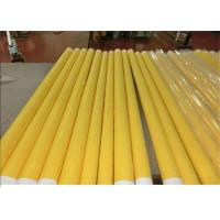 Acid Resistant Polyester Screen Mesh For Automotive Glass Printing Manufactures