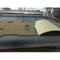 Quality car mat cnc cutting table production making cutter equipment for sale