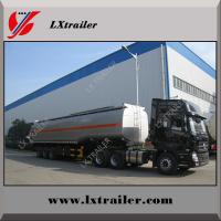 China Shandong Liangxiang Tri-axle fuel Diesel tanker trailer wholesale