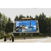 Soundboss P20 Outdoor Electronic screen Led Advertising Displays IP65 with CE & RoHS Manufactures