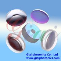 OEM Optical Lenses Surface Quality 40/20 Clear Aperture BK7 Fused Silica Manufactures